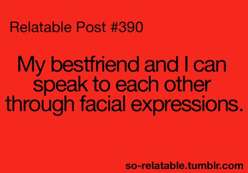 @Shelly SantosFacials Express, Best Friends, Bestfriends, Bff S, Relatable Posts, Bffs, So True, Yup, True Stories