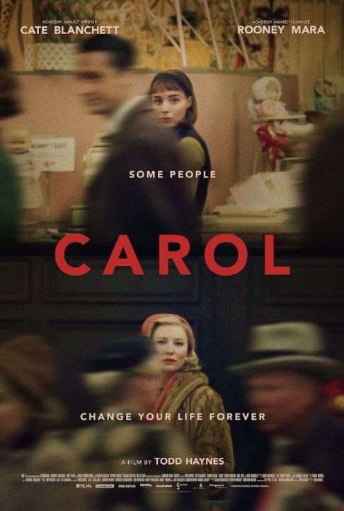 Cate Blanchett, Rooney Mara and Nathaniel Grauwelman in Carol