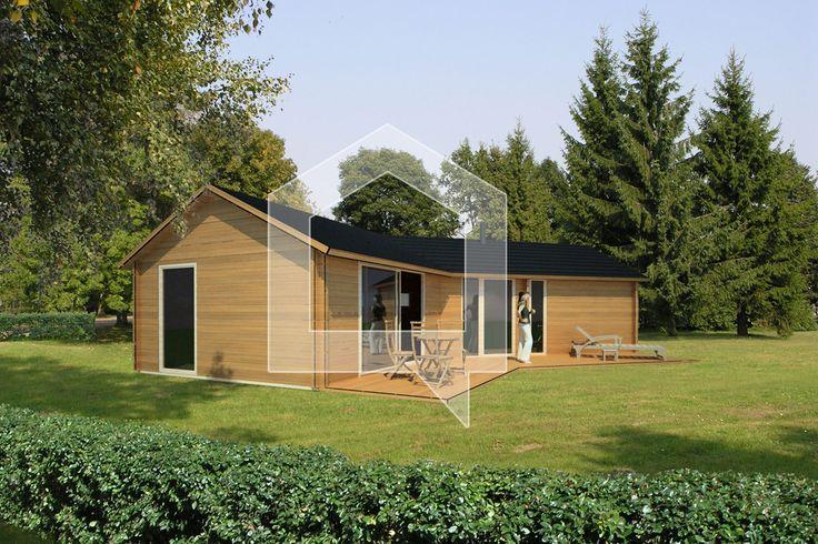 Vasarnīca Tilbīte 45 m2; Cena - € 13.499; Komforts, plašums, mājīgums un daudz gaismas, kas iekļūst telpā caur logiem. Tieši tāpēc piedāvājam šo vasarnīcu, kuras vel viens unikāls risinājums ir – milzīga terase.