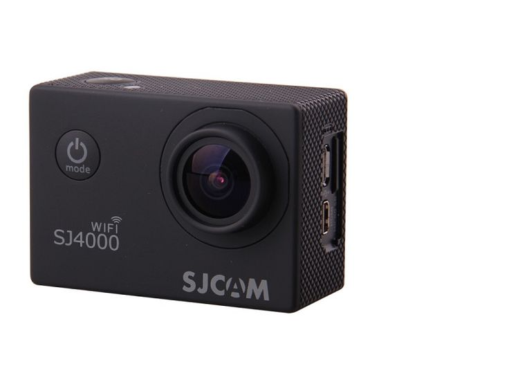 Condition: Brand New Original SJCAM SJ4000 Action Camera With Wifi, Beware of the fake ones, (Can see the difference between Original and Fake in the images posted), this is completely original and brand new.  Main features:  NTK96650 + AR0330 DSP, better image quality than Hero 2 High defin...