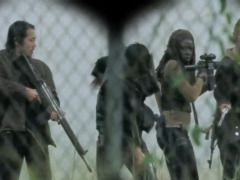 Hershel Isn't Going To Be Happy About These Photos Of 'Walking Dead' Star Lauren Cohan In Maxim
