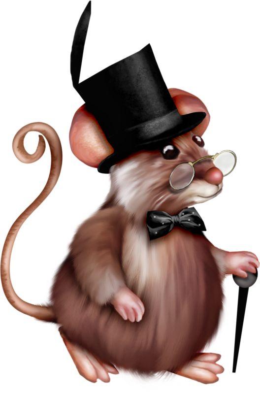 Мышь прикольный рисунок, открытки