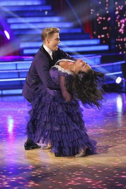 Amber Riley Dancing With the Stars Samba Video 10/21/13 #AmberRiley #DWTS #Video #Samba