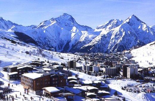 Les 2 Alpes - 1800