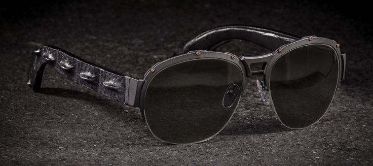 New U-BOAT Shades, freedom in creation not only in watches - U-Boat