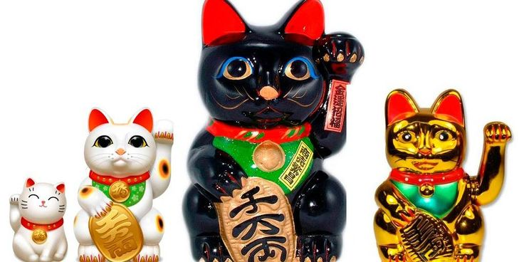 Feng Shui Says Use Neko Cats For Wealth Protection and Good Fortune