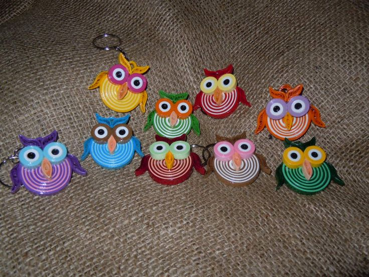 2014 children jewerly - my own original designs - Facebook.com/Zdenka Quilling