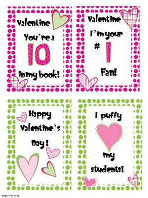 Free!!!! Valentine Cards or match game!!!  Adorable!!!!