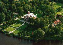 Старая Рига и замок Бирини