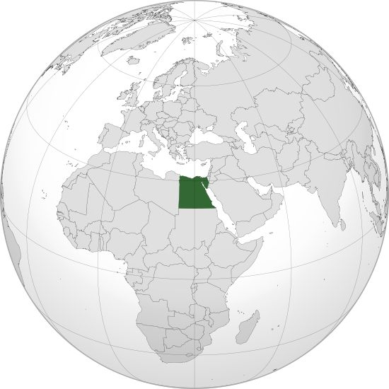 Egypt Locator