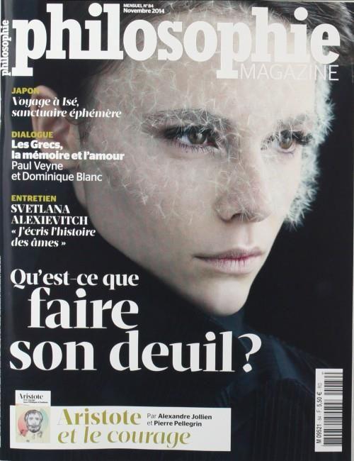 Philosophie Magazine - N°84