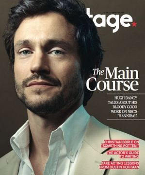 Hugh Dancy Explores the Unknown on 'Hannibal'. Source: Backstage