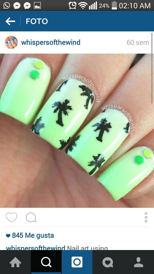 Mejores 25 imágenes de nails en Pinterest | Belleza, Diseños de uñas ...