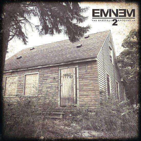 Eminem, The Marshall Mathers LP 2