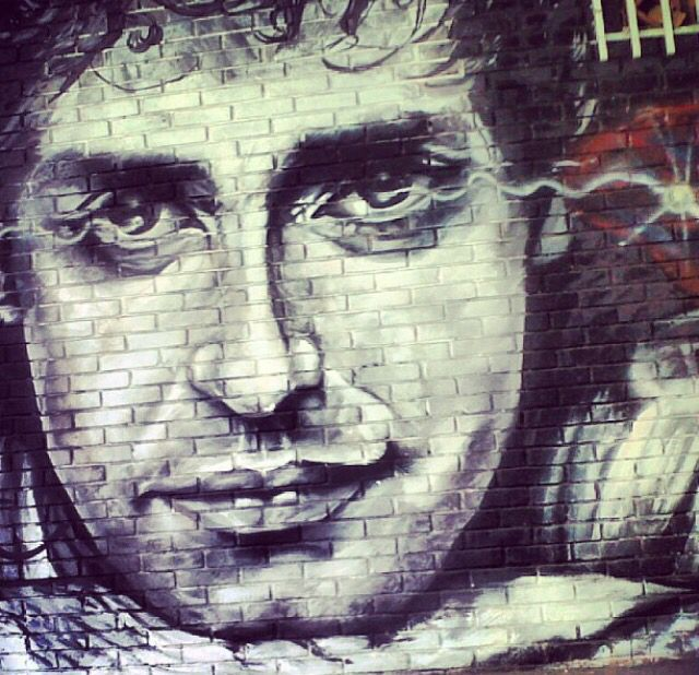 Graffiti de Cerati en Cali la sucursal del Cielo!!!