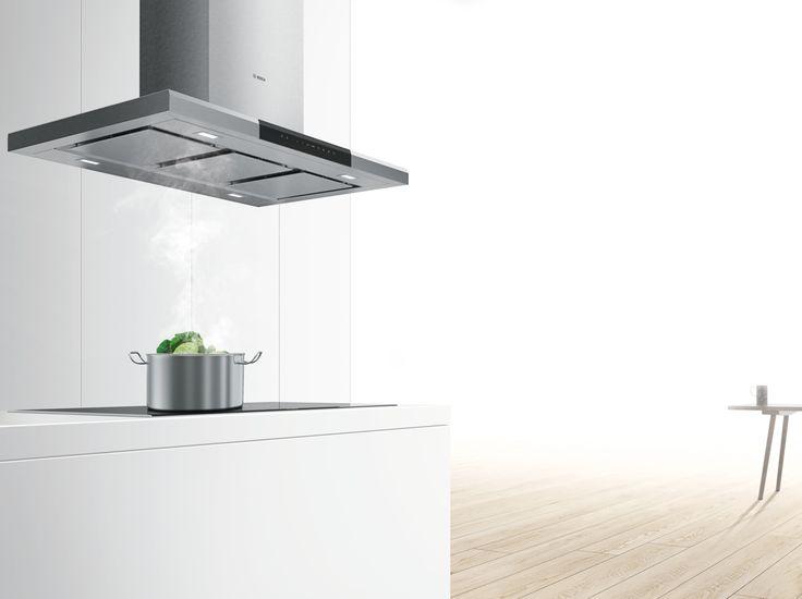 Bosch design eiland wasemschouw, in de SlimLine uitvoering.