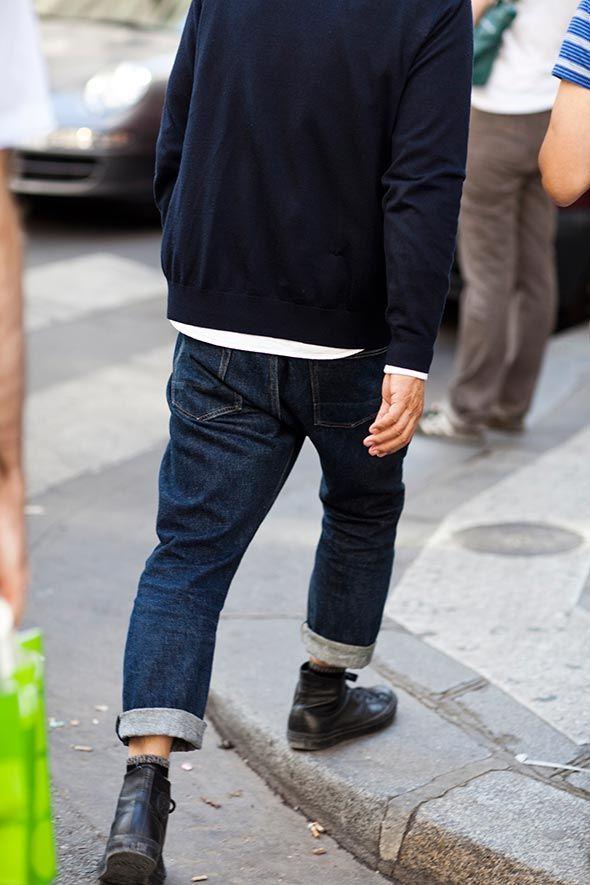 Jeans boots leather sweatshirt sweater fashion men tumblr Style streetstyle