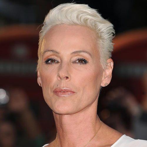 Molto Oltre 25 fantastiche idee su Tagli di capelli corti grigi su  WO14