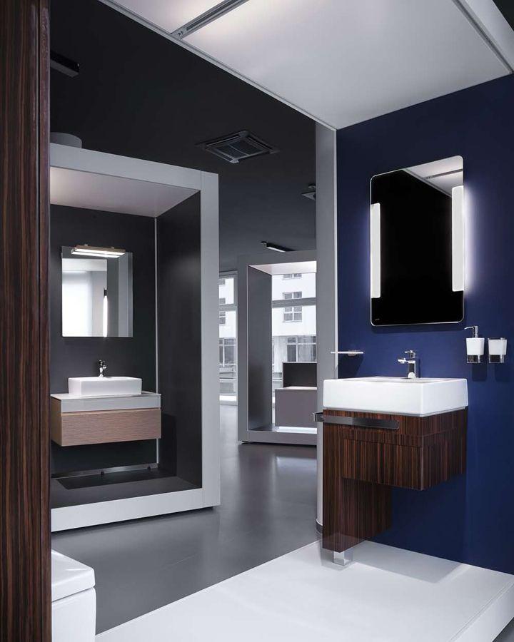 Aquamart sanitary showroom by fl architects budapest store design showroom pinterest ba os - Banos budapest ...