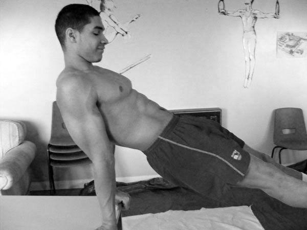 Gymnast | Louis Smith