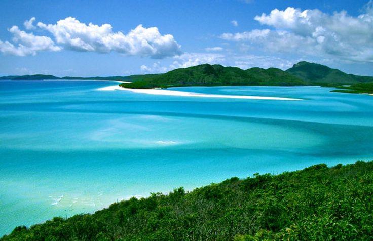 Whitsunday Islands National Park in Whitsunday Island, QLD