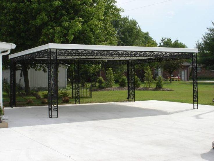 metal patio covers | ABC Backyard