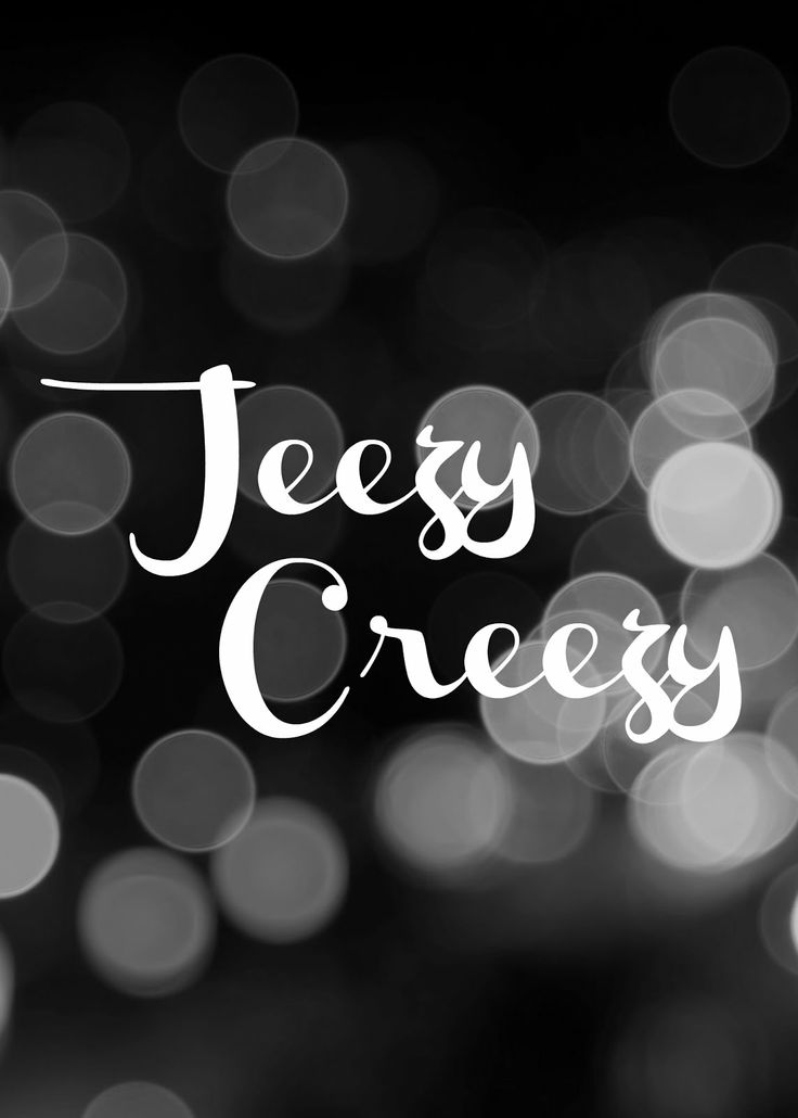 Jeezy Creezy - Eddie Izzard