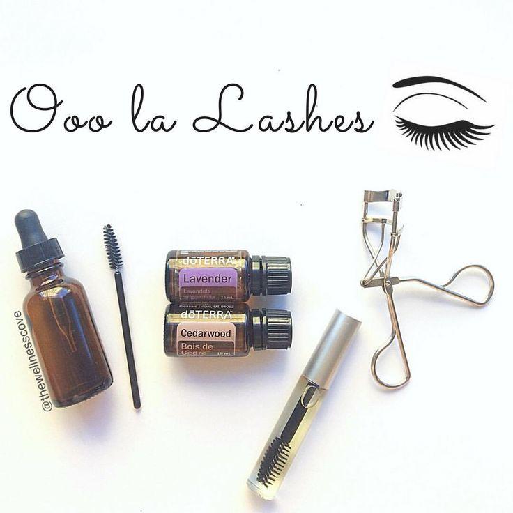 Lashes Speak Louder Than Words ? DIY Eyelash Serum for longer, thicker and he…