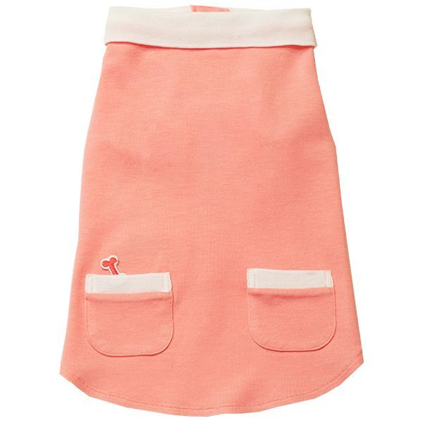 Polo Shirt with Pockets - Pink