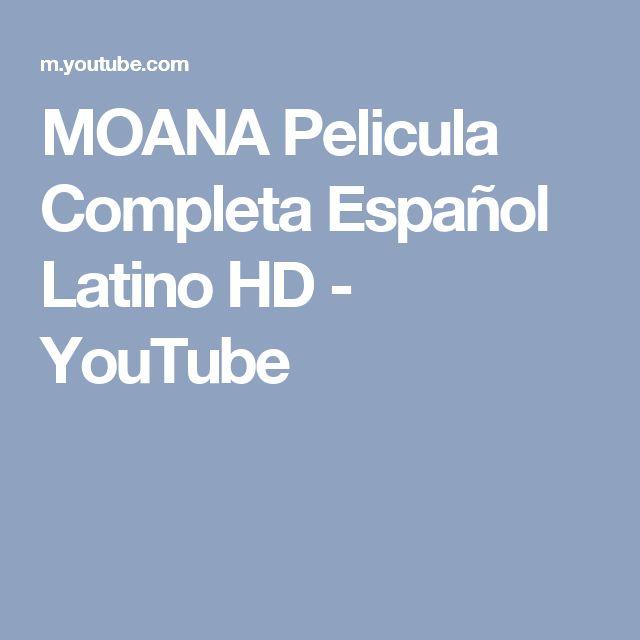 moana pelicula completa en español latino online gratis