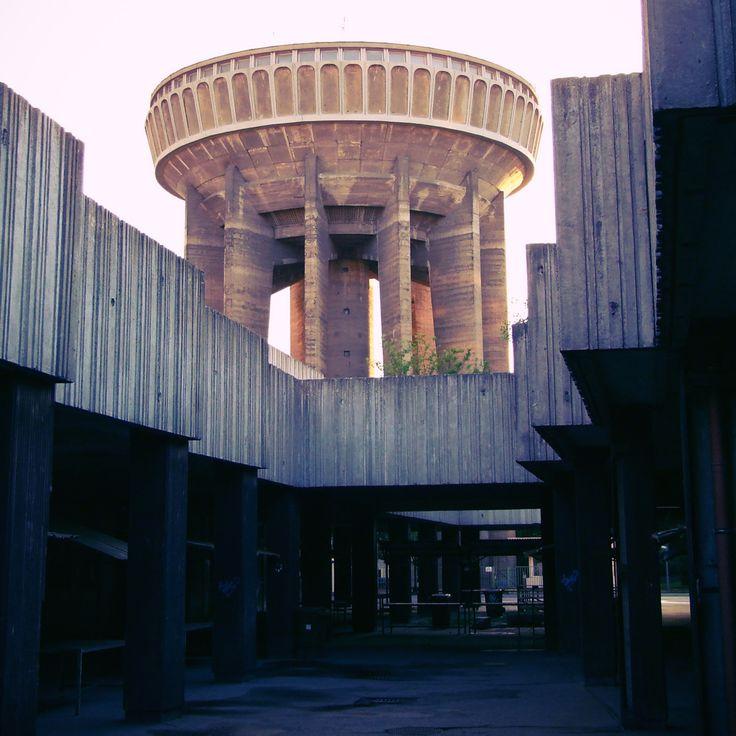 Debrecen, Hungary, built in 1963
