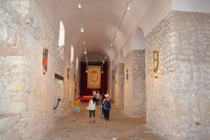 Santa Barbara Castle - small museum full of history