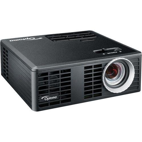 Optoma Technology ML750 WXGA LED DLP 3D Ready Projector