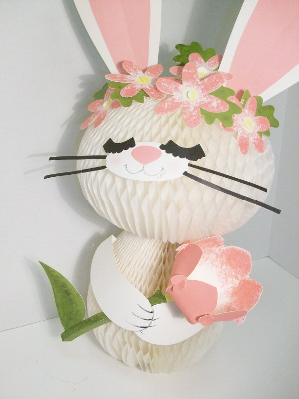 17 Best Images About Easter Honeycomb On Pinterest