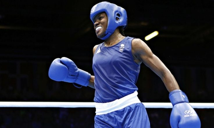 Top Sports Woman – Nicola Adams | www.topsportswomen.com