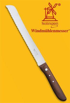 Brotsäge 800  Kirsche von Windmühlenmesser