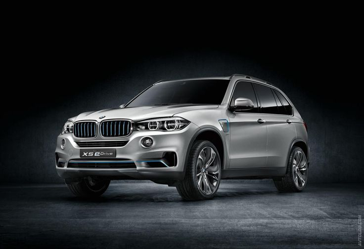 2013 BMW X5 eDrive Concept