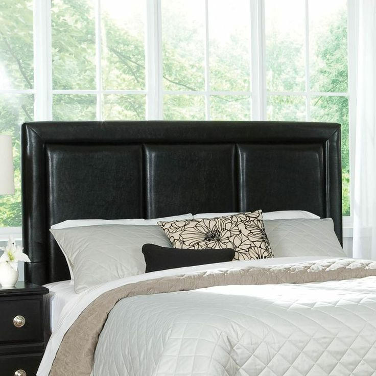 Carson Upholstered Headboard Home