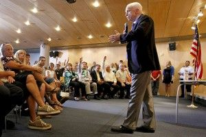 McCain town hall sums up entire Syria debate