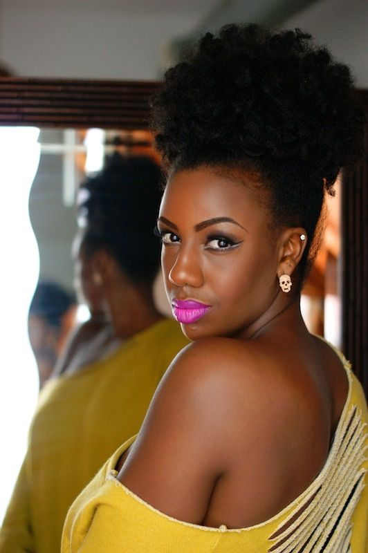 300 best natural woc hairstyles images on pinterest braids updo pmusecretfo Images