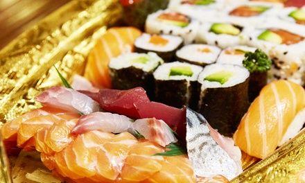 Spécialités nippones pour 2 ou 4 - Restaurant Sushimasa Gerland à Lyon