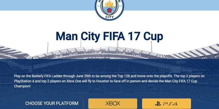 UK football team Manchester City is looking to drive excitement and build a fandom in the US by hosting a Fifa eSports tournament exclusively in the region.