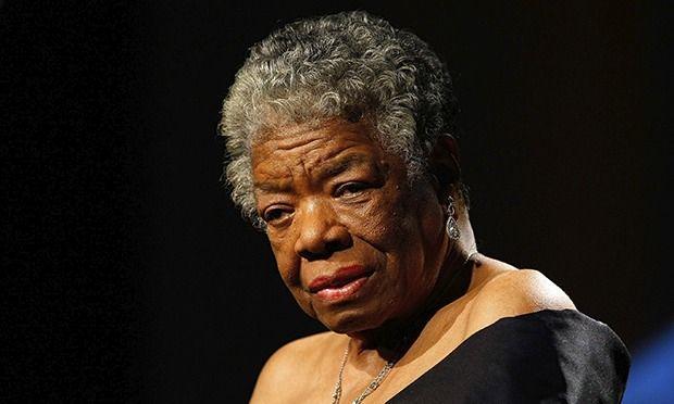 Maya Angelou writes poem in honour of Nelson Mandela