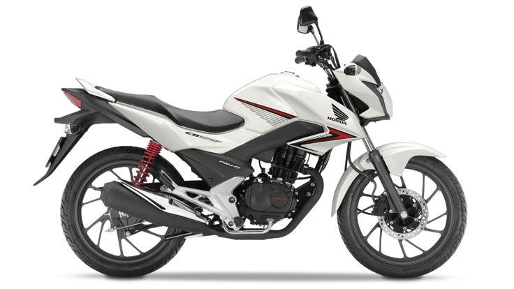 Technische Daten – CBR125F –Leichtkrafträder – Modellpalette – Motorräder – Honda