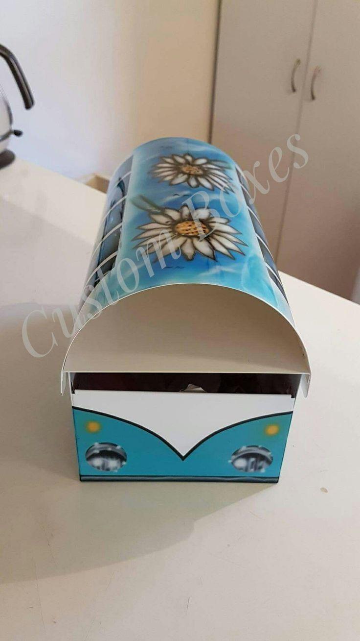 Our Daisy Koailbox. 'Aqua Palm'