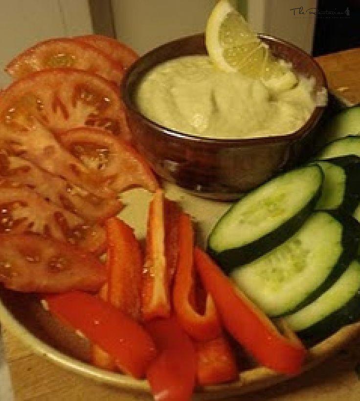 The Rawtarian Community Recipe: Low Fat Hummus Recipe