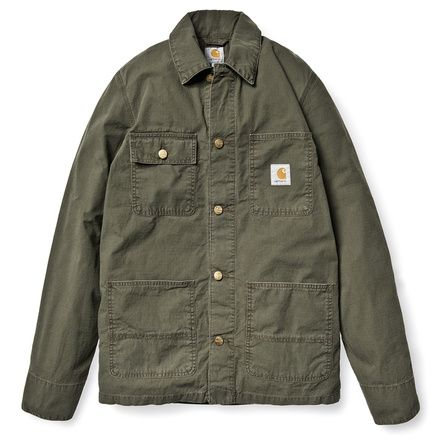 Carhartt WIP Digger Coat http://shop.carhartt-wip.com:80/us/men/jackets/I003102/digger-coat