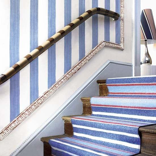 swanky decor   ... stairs   Hallway design   Decorating ideas   Image   Housetohome