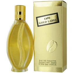 Cafe Gold Label By Cofinluxe Edt Spray