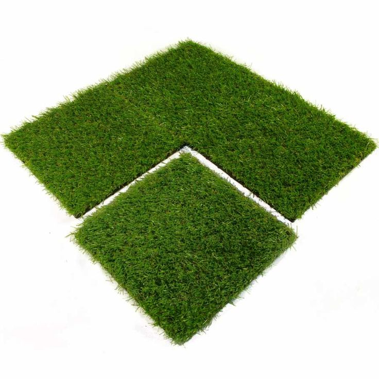 This artificial grass turf tile is designed for outdoor use on patios, decks and pool surrounds. The raised bottom structure of this outdoor tile allows water to drain through, allowing for air movement and preventing pooling on your artificial turf tiles. - See more at: http://www.greatmats.com/flooring/artificial-grass-turf-tile.php#sthash.m44xIGKq.dpuf